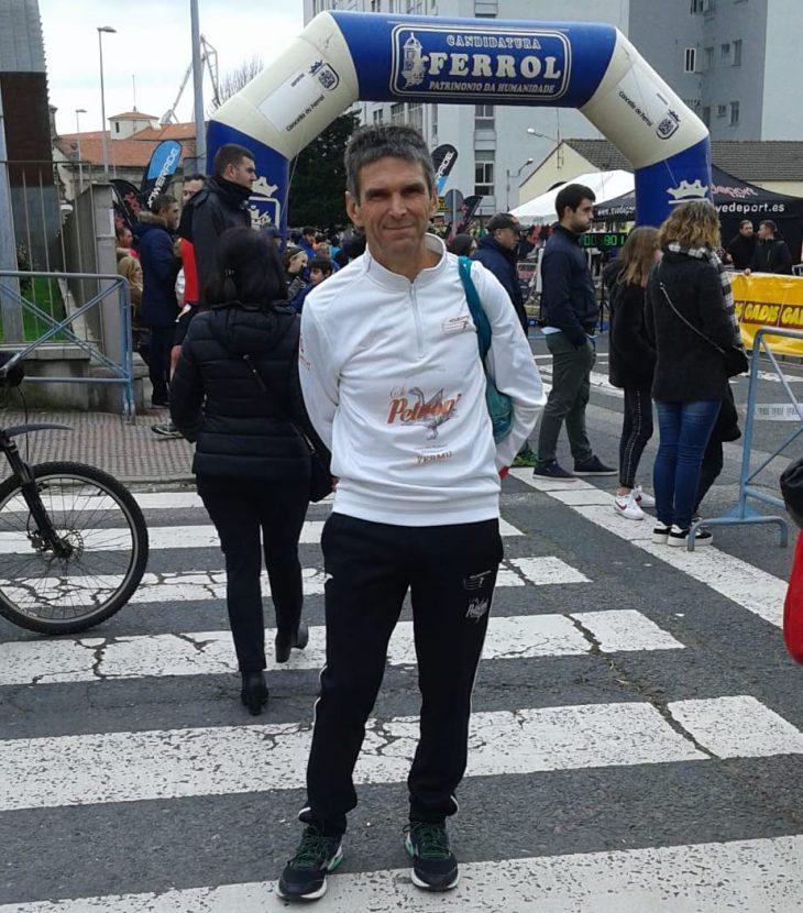 Carreira San Xio en Ferrol