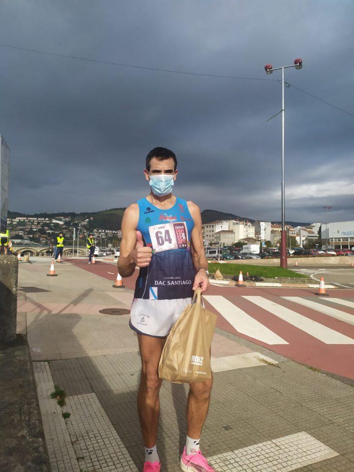 Media maratón de Pontevedra