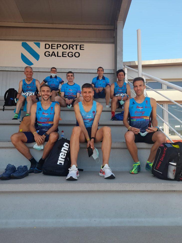 Campionato Galicia Master en pista aire libre